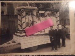 09 -  PHOTO MIREPOIX :   Photo Fête Des Fleurs  1956 - - Photos
