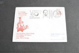 SP258- FDc -  Adressed -  Deutschland - Germany - 1986-  HER X-1  - 10 Jahrestag Ballon-rontgen - Teleskope -flug - FDC & Commémoratifs