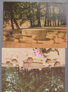 SCLUPTURES  -C.BRANCUSI-SILENCES TABLE- ROMANIA - Roemenië