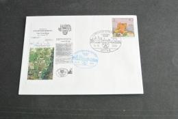 SP317a-  FDC Letter - Deutschland - Germany - 2000- Stadterhebung - Garching B Munchen  -10 Jahre Stadt - Europe