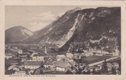 Scharnitz In Tirol Mit Arnspitze - Scharnitz
