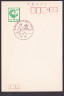 Japan Commemorative Postmark, Turtle Marathon (jch3991) - Japan