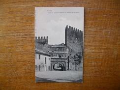Italie , Roma , Porta S.lorenzo Costruita Da Ororio Nel V Secolo - Roma (Rome)