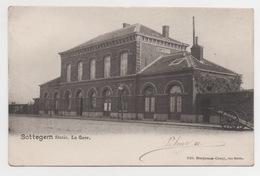 BELGIQUE - SOTTEGEM La Gare, Pionnière - Belgium