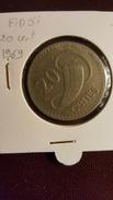 FIDJI : 20 Cents 1969 - Fidji