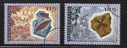 HUNGARY - 2016. SPECIMEN Cpl.Set - Hungary's Geological Treasures / Ipolytarnoc Fossils / Paleontology - Gebraucht