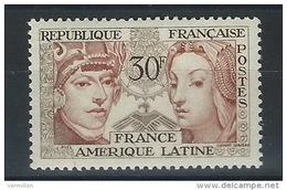 SS--507-. N° 1060,  *  * , Cote 2.50 €, SCAN DU VERSO SUR DEMANDE, Je Liquide - France