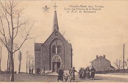 Flémalle-Haute - Aux Trixhes, Sortie Des Pélerins De La Chapelle (animée, Edit. Pagnoul-Mestrez, 1925) - Flémalle