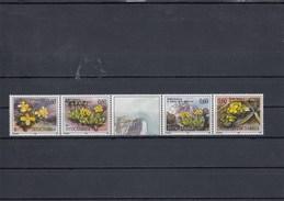 Yougoslavie - Fleurs Diverses - Neufs** - Année 1995 - Y.T. N° 2576/2579 - Ungebraucht