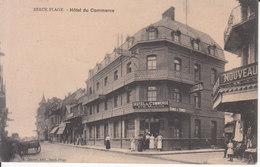 Berck Plage - Hôtel Du Commerce - Berck