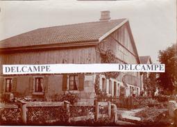 PLANCEMONT  1890 - Photo Originale De La Maison De Ferdinand BERTHOUD Horloger De La Marine ( Suisse ) - Lieux