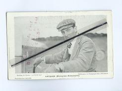 CPA - Avion , Aviation , Aviateur - Latham (Monoplan Antoinette )-Meeting De Rouen 19-26 Juin 1910 - Aviateurs