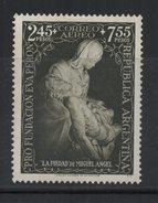 N372.-. ARGENTINA SC#:CB6- MNH - PIETA BY MICHELANGELO / PIEDAD DE MIGUEL ANGEL. SCV:US$ 23 ++ - Sculpture