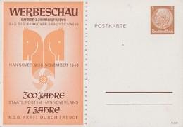 DR Privat-Ganzsache Minr.PP122 C115 Postfrisch - Deutschland