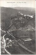 PONTARLIER - 25 - Le Fort De Joux - ENCH1612 - - Pontarlier