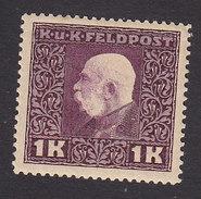 Austria, Scott #M43, Mint Hinged, Franz Josef, Issued 1915 - Autriche