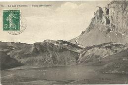 Le Lac D Anterne Passy - Passy