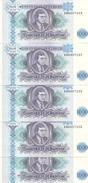RUSSIE 1000 MMM 1992 UNC ( 5 Billets ) - Russie