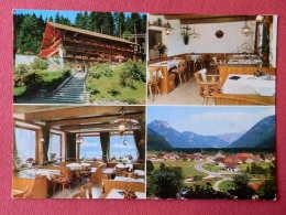Deutch , Cpm Café Restaurant GROBL ALM , 8103 , GRASWANG/OBB , Multivues ( 02.043) - Unclassified