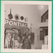 Automobile - Publicité Pontiac - Coches