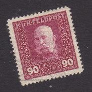 Austria, Scott #M42, Used, Franz Josef, Issued 1915 - Autriche