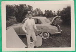 Automobile - Simca Aronde - Coches