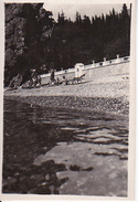 Foto Gursuf - Südkrim - Schwarzes Meer - Badende Mit LIegestühlen - 8*5cm (27033) - Orte