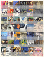 Great Britain 1999 - 2001, Millennium Series, Lot Of 43 Stamps, (o), Used - 1952-.... (Elizabeth II)