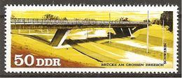 DDR 1976 // Michel 2168 ** (M) - Brücken