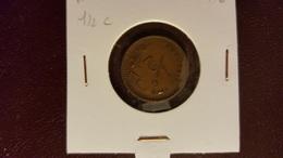 RHODESIE  : 1/2 Cent 1970 - Rhodésie