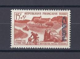 ALGERIE . YT 350 Neuf ** Journée Du Timbre 1958 - Neufs