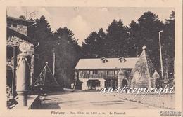 ABETONE_Pistoia_Staz.Clim. M. 1400 S.m._Le Piramidi_Vg Il 4 Dicembre 1933-Originale 100%-2Scan- - Pistoia