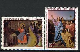 1967 - NIGER - Catg.. Mi. 170/171 - NH - (I-SRA3207.5) - Niger (1960-...)