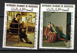 1967 - MAURITANIA - Catg.. Mi. 323/324 - NH - (I-SRA3207.5) - Mauritania (1960-...)