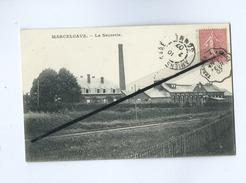 CPA  - Marcelcave  - La Sucrerie - Autres Communes