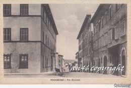 POGGIBONSI _Siena_Via Romana__-Originale 100%-2Scan- - Siena