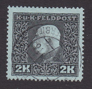 Austria, Scott #M44, Used, Franz Josef, Issued 1915 - Other