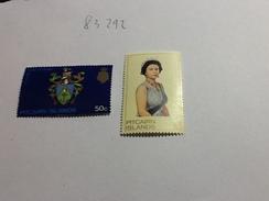 83292) Pitcairn-1969-75 Serie Corrente Elisabetta II -n. 108A+144 Nuovi** - Francobolli