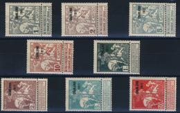 BELGIQUE   N °  100  /   107 - Unused Stamps