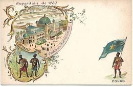 CONGO - EXPOSITION DE 1900 - Congo Français - Autres