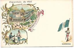 NICARAGUA - EXPOSITION DE 1900 - Nicaragua