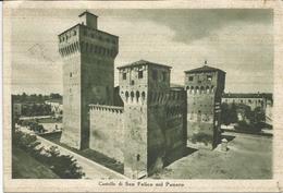 San Felice Sul Panaro, Modena, Pasqua 1946, Castello. - Modena