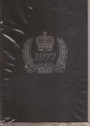 Gran Bretaña Reina Elizabeth Ii Jubileo De Plata 1977 Sello MNH** & Album En Muy Buena Condicion - 1952-.... (Elizabeth II)