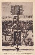 Teramo-roseto Degli Abruzzi-stazione Ferroviaria-treno-viagg.1939 - Gares - Sans Trains