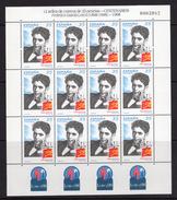 España 1998. Minipliego 59 Centenario Federico Garcia Lorca. Ed 3549. MNH. **. - 1931-Aujourd'hui: II. République - ....Juan Carlos I