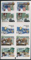 Sweden 2017 Retro Booklet, (Mint NH), Stamp Booklets - Fashion - Stamps - Art