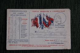 Correspondance Des Armées De La République, Année 1915 - Guerra 1914-18