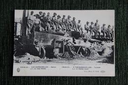 Guerre De 1914 -18 : Aux DARDANELLES, Canon Turc Au Cap Helles. - Guerre 1914-18