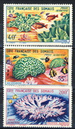 Costa Dei Somali Posta Aerea 1963 Serie N. 34-36 MNH Cat. € 27 - Unused Stamps