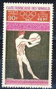 Costa Dei Somali Posta Aerea 1964 N. 41 F. 90 MNH Cat. € 13 - Unused Stamps